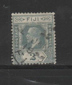 FIJI #98  1922  2p KING GEORGE V       F-VF  USED