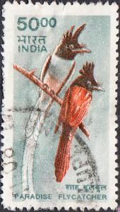 India #1829 Used