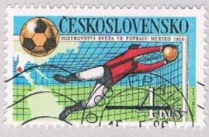 Czechoslovakia Soccer 4kcs (AP119405)