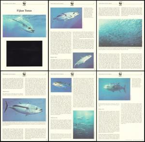 Fiji WWF Pacific Tunas Info pages