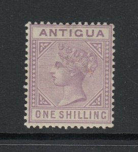 Antigua, Sc 17 (SG 30), MLH, signed Genf