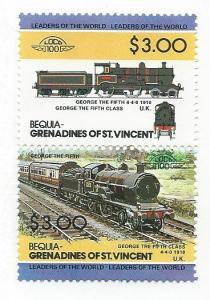 ST. Vincent Grenadines-Union Island #153 (MNH) CV $0.60