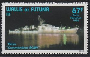 Wallis and Futuna C129 MNH (1984)