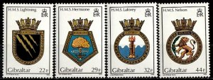 Gibraltar 1984 S.G. 513-516 MNH (1352)