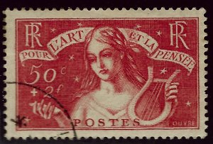 France SC B43 SCV$45 Used VF...Highly Collectible!!