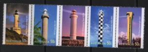AUSTRALIA SG2628a 2006 LIGHTHOUSES MNH