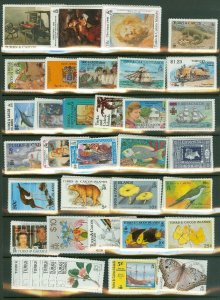 EDW1949SELL : TURKS & CAICOS Beautiful collection of ALL DIFF VF MNH Cat $659