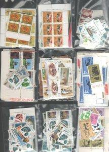Australian Stamps Mint 1800 stamps 1c-27c Decimal 1965-2000 Face $217
