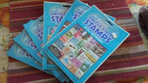 All Genuine United States Stamps Collection Unopened Packages