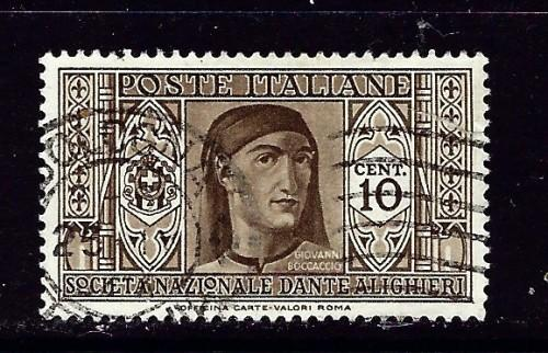 Italy 268 Used 1932 issue