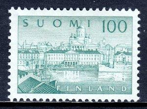 Finland - Scott #357 - MH - Crease UL - SCV $22