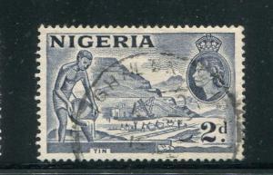 Nigeria #93 used