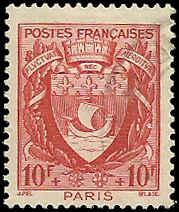 France - B128 - Used - SCV-2.75