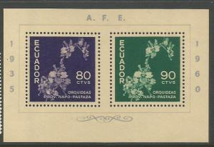 Ecuador SC 670 MNH (4ctj)
