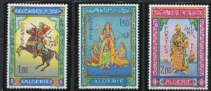 Algeria 362-364 MNH (1966)