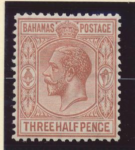 Bahamas Stamp Scott #73, Mint Hinged - Free U.S. Shipping, Free Worldwide Shi...