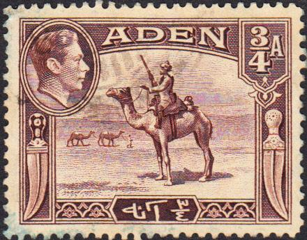 Aden #17 Used
