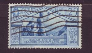 J2412 JLS stamps 1930 italy used #254 $12.00 sailors