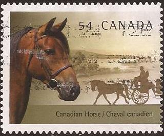 Canada - Scott# (050 - used booklet single) 2329 (2009) V...