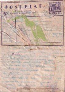 1943, Japanese Occ. of Dutch New Guinea: Balabang, See Remark (C4188)