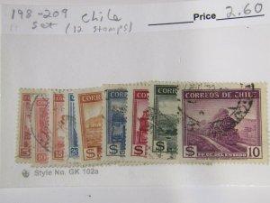 Chile 198-209