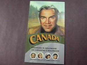 CANADA # 2154--MINT NEVER/HINGED--COMPLETE BOOKLET /LORNE GREENE COVER--2006