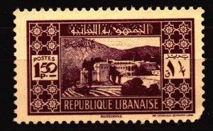 Lebanon Unused NH Scott 121 w/pulled perf