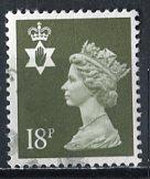 Great Britain, Regional, North. Ireland; 1987: Sc. # NIMH33: O/Used Single Stamp