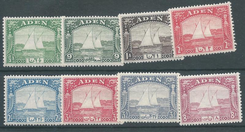 Aden 1-8 LH