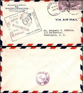 Goldpath: US Air Mail 1931  _CV22_P10