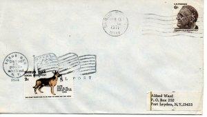 US Shrub Oak Local Post (7585)