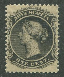 NOVA SCOTIA #8 MINT VF NH