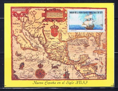 Mexico C620 NH 1979 Mail Service S/S