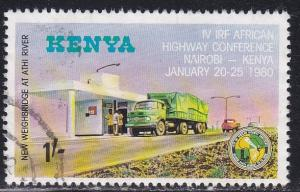 Kenya # 159, African Highway Conference, Used