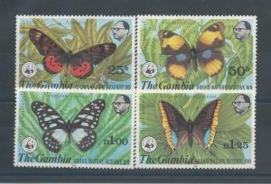 Gambia 404-7a VF NH