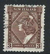 New Zealand SG 582 Used