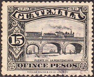 Guatemala #216    Used