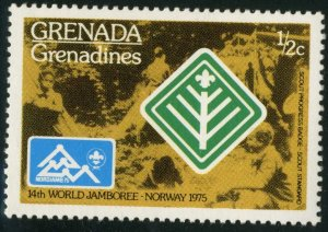 GRENADA-GRENADINES - SC #83 - MINT NH - 1975 - Item GRENADA018DTS4