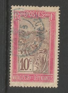 MADAGASCAR/MALAGASY 84 VFU Q943