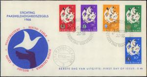 Suriname, First Day Cover