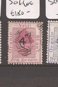Orange Free State SG 11 VFU (6avo)