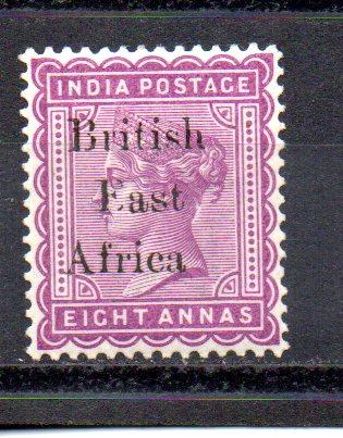 British East Africa 64 MH