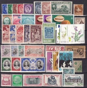 Worldwide  Lot-  Mint Never Hinged  (Z3743)