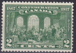Canada #142 F-VF Unused  (V4814)