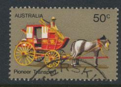 Australia SG 527 - Used