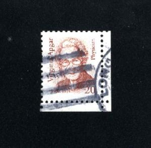 USA #2179  3 used  1986-94 PD .08