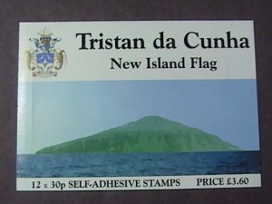 TRISTAN da CUNHA # 751a-MINT/NEVER HINGED----COMPLETE BOOKLET----2004