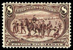 U.S. TRANS-MISS. ISSUE 289  Mint (ID # 84264)