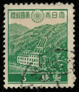 Japan 3 sen 1937-1944 (T-4547)