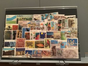 Australia mixed Stamps    R23131
